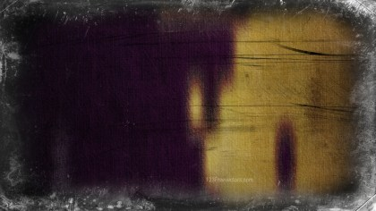 Purple and Gold Background Texture Image