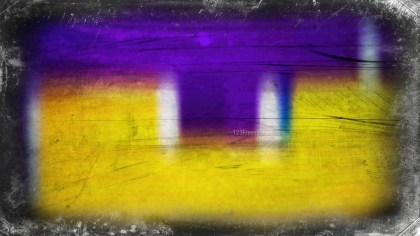 Purple and Yellow Textured Background