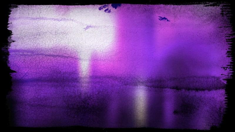 Purple Black and White Grunge Background Texture Image