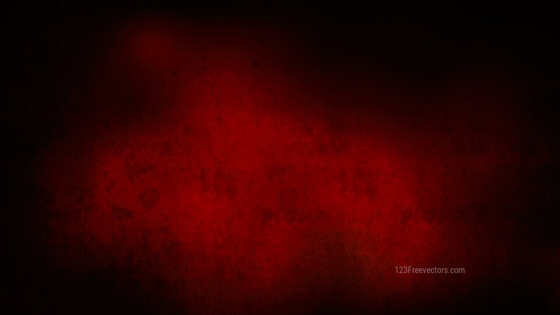 Red and Black Grungy Background Image