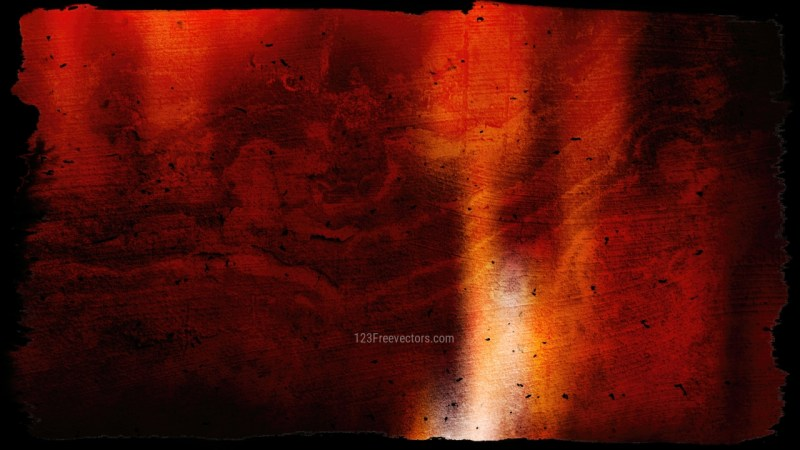 Red and Black Grunge Background Image