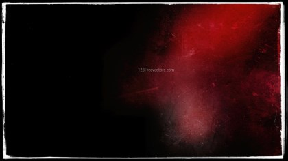 Red and Black Background Texture