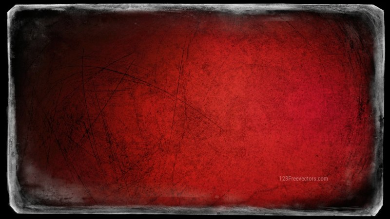 Red and Black Texture Background