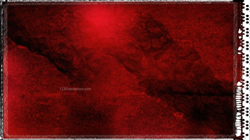 Red and Black Background Texture Image