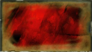 Red and Brown Grunge Background Texture Image