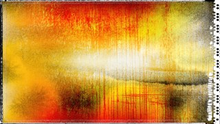 Red and Orange Grunge Background
