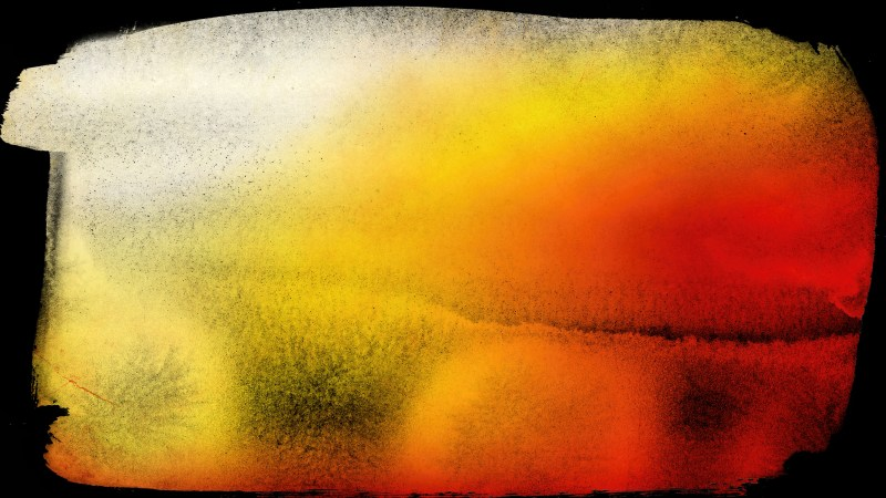 Red and Yellow Grungy Background