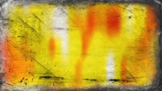 Red and Yellow Grunge Texture Background Image