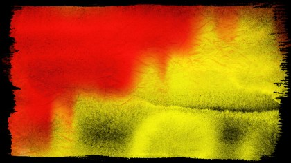 Red and Yellow Texture Background