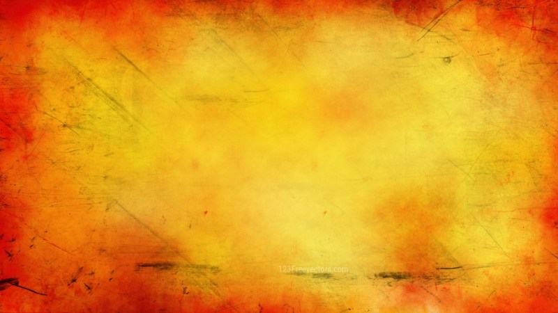Red and Yellow Texture Background Image