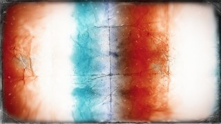 Red White and Blue Grungy Background