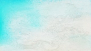 Beige and Turquoise Watercolor Background Texture