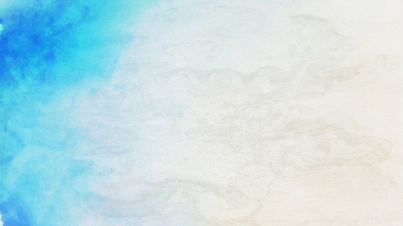 Beige and Turquoise Grunge Watercolor Texture