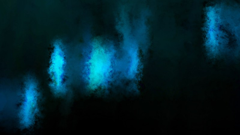 Black and Blue Watercolor Background Texture Image
