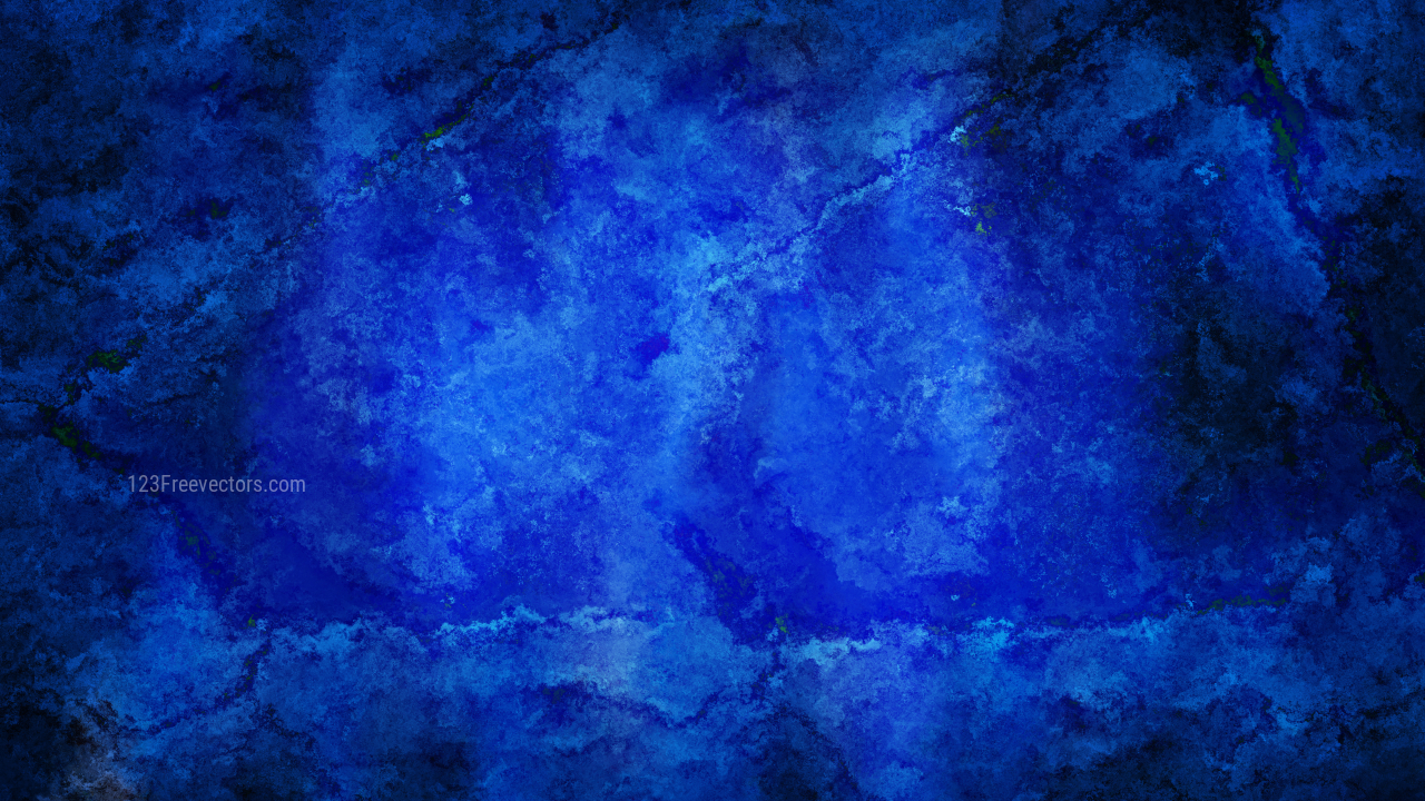 Black and Blue Watercolor Texture