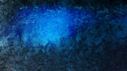 Black and Blue Grunge Watercolour Background