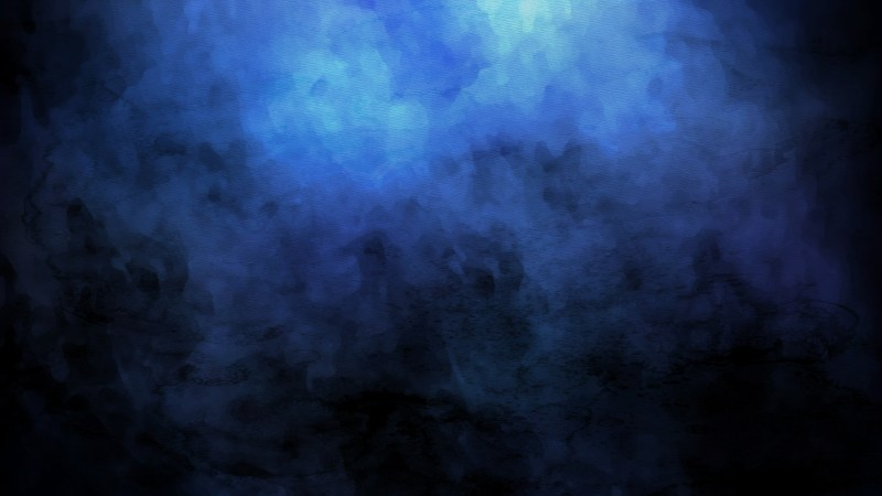 Black and Blue Water Paint Background