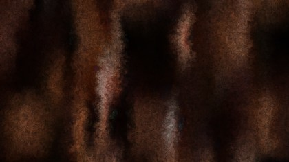 Black and Brown Watercolour Grunge Texture Background Image