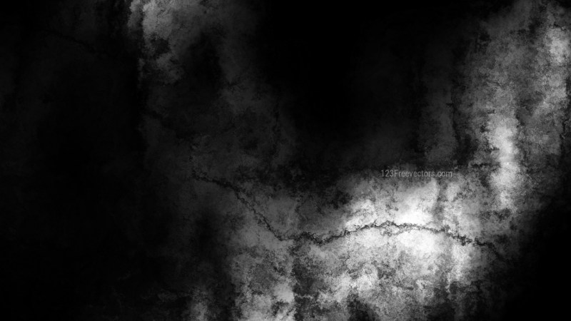Black and Grey Watercolor Texture
