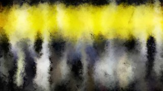 Black and Yellow Watercolor Texture Background Image