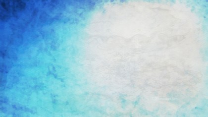 Blue and Beige Aquarelle Background
