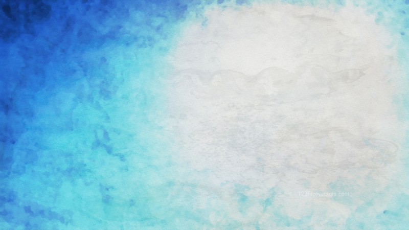 Blue and Beige Aquarelle Background