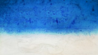 Blue and Beige Watercolor Background Image