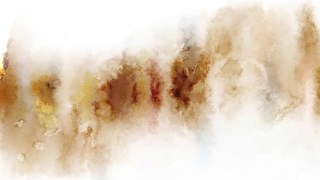 Brown and White Water Paint Background Image