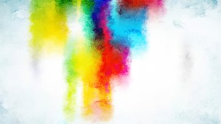 Colorful Watercolour Background Image