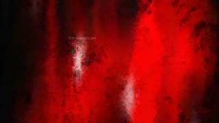 Cool Red Distressed Watercolor Background