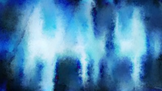 Dark Blue Grunge Watercolor Background Image
