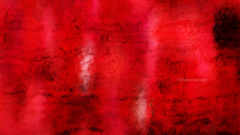 Dark Red Watercolor Background Texture Image