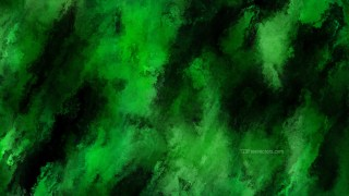 Green and Black Watercolor Background Image
