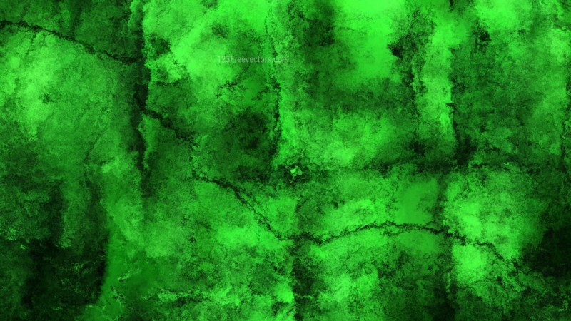 Green and Black Watercolor Texture