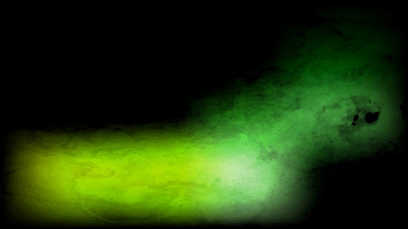 Green and Black Watercolor Background Texture