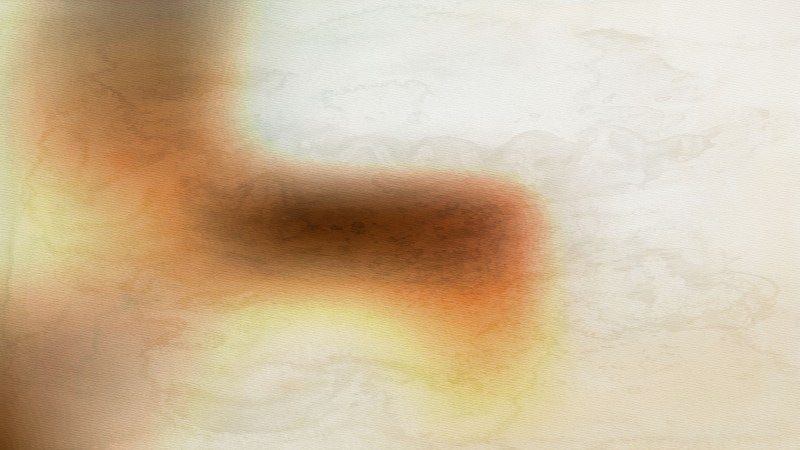 Light Brown Watercolour Background Texture Image