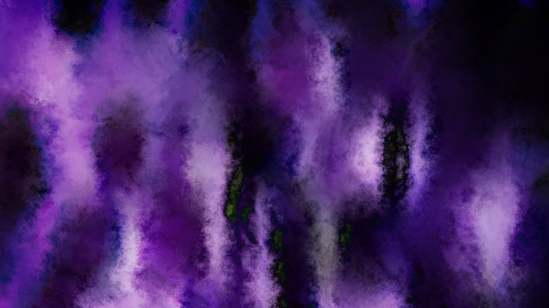 Purple and Black Watercolor Texture