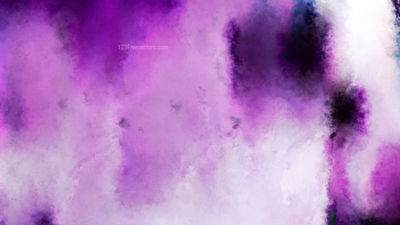 Purple Black and White Watercolor Texture