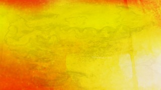 Red and Yellow Watercolor Background Image