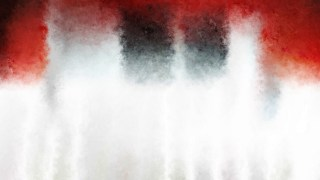 Red Black and White Watercolor Texture Image