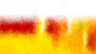 Red White and Yellow Water Paint Background