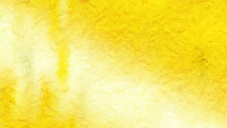 Yellow Watercolor Texture Image