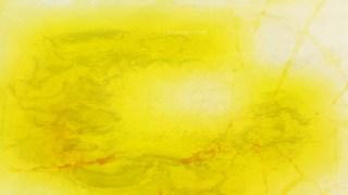 Yellow Watercolour Texture