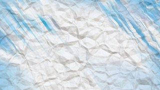 Blue and White Paper Background Image