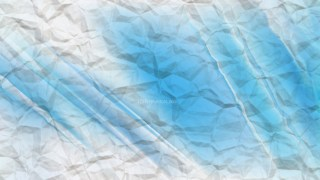 Blue and White Paper Texture Image