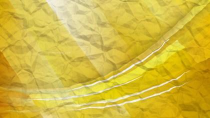 Gold Wrinkled Paper Background Image