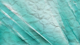 Turquoise Textured Paper Background