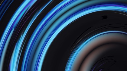Abstract Black and Blue Graphic Background Image