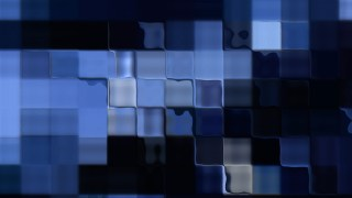 Abstract Black and Blue Graphic Background