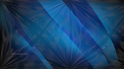 Black and Blue Abstract Shiny Background Image